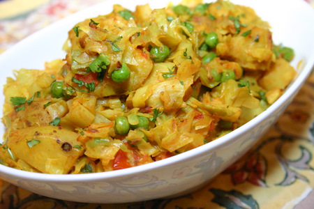recipe: curried cabbage and potatoes [21]